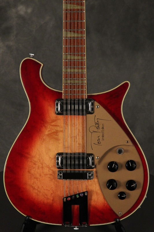 1991 rickenbacker tom petty signature model 660 12 string fireglo with coa ebay. Black Bedroom Furniture Sets. Home Design Ideas