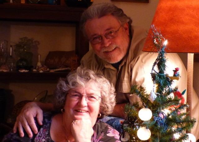 Pat & Susan