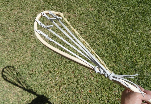 lacrosse stick trick Syracuse lacrosse pulls off amazing hidden ball trick goalie bobby wardwell stopped a shot but the ball bounced into the stick of defenseman brandon mullins.