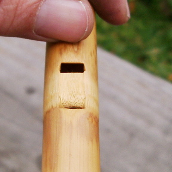 Making A N American Style Flute From Rivercane Paleoplanet