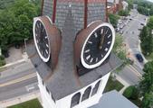Congregational Church clock