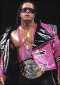 Perfect Hitman: Bret Hart Promo Photos