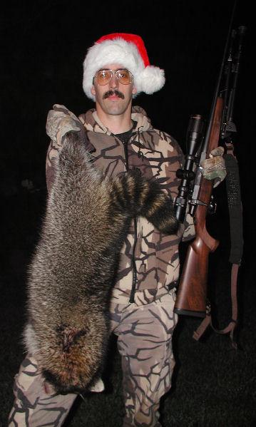MAINErs help get night coon hunting - PredatorMasters Forums