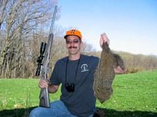 Groundhog Hunting