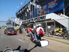 Indy MotoGP and 1mi flat track racing