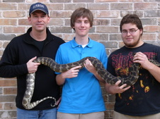 Phoenix Reptiles Staff