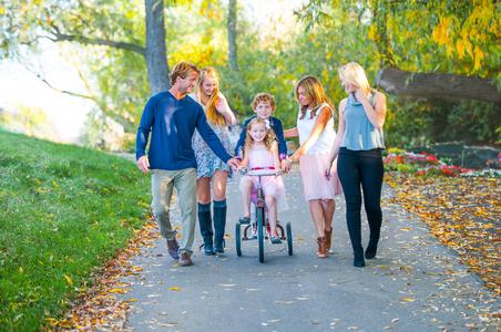 Adri's Family
