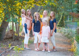 Kelli's Family