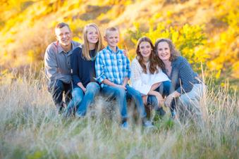 Kirsten's Family