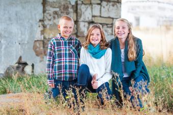 Kirstin's Family