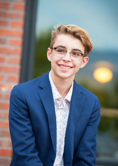 Nick's Senior pics