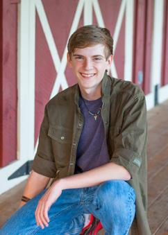 Tristan's Senior pics