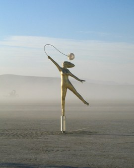 Burning Man 2003