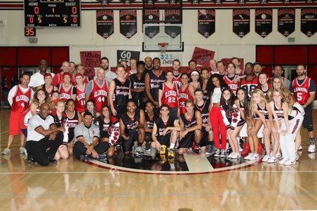 Hollywood Knights vs. Glendora 2015