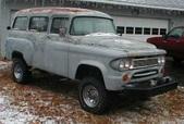 Joe's '63 Town Wagon