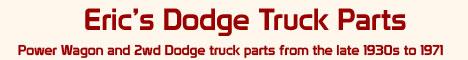 Eric's Dodge Truck Parts