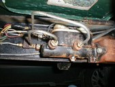 Dual Master Cylinder