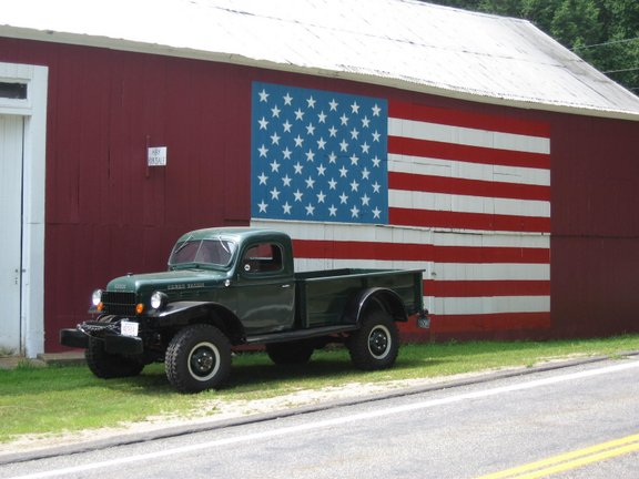 Power Wagon American