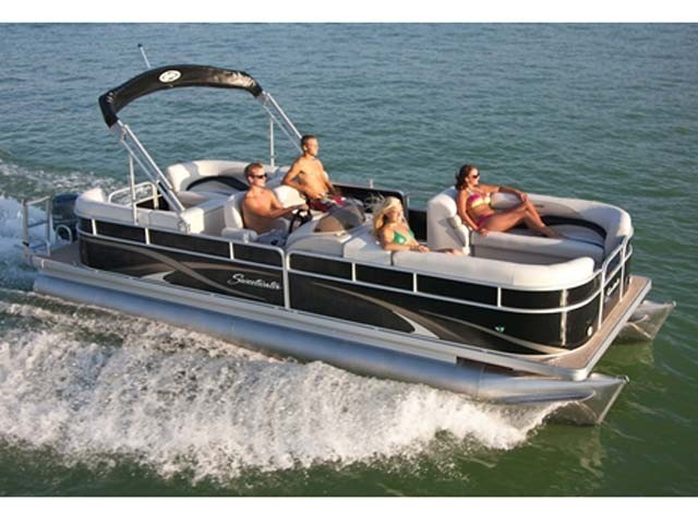 Pontoon Boats For Sale In Myrtle Beach