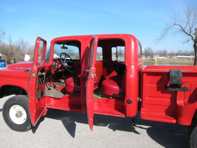 1960 power wagon crew cab