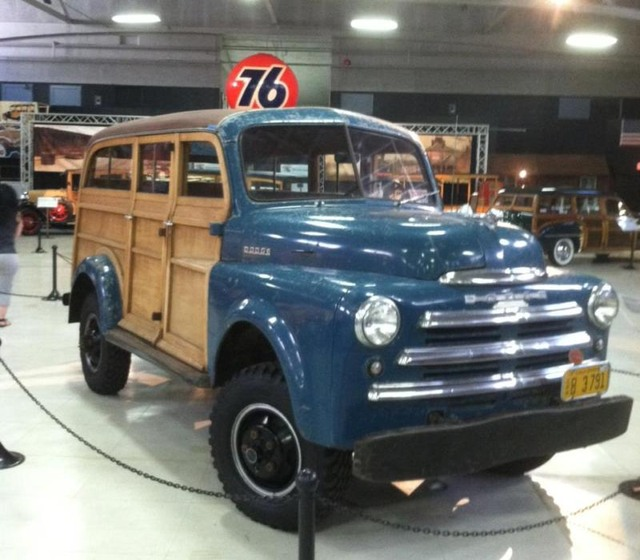 1948 dodge woodie