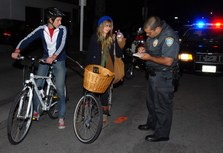 Santa Monica Critical Mass 12-7-07