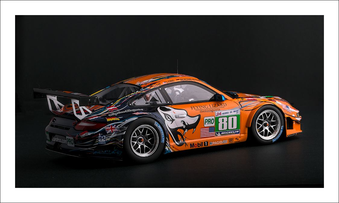 view topic flying lizard porsche 997 gt3 rsr le mans livery. Black Bedroom Furniture Sets. Home Design Ideas