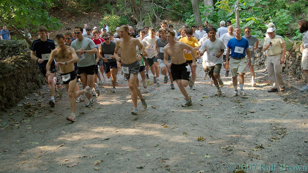 27th Annual Pretty Good Race (2007)