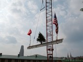 Gates Center Topping-Off Ceremony