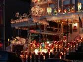 Hampden Christmas Lights, Baltimore