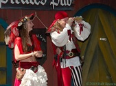 Pirate Shantyman and Bonnie Lass