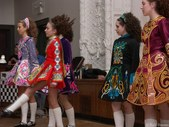 Irish Step Dancers