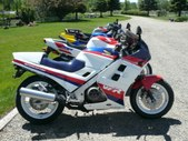 Motorcycle Lineups