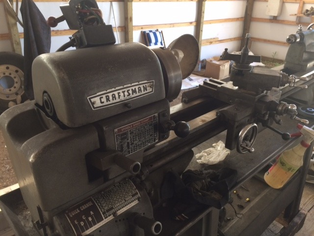 Just got home with Atlas 10 x 42 Lathe [Archive] - Shop