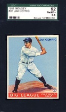 RGold Collection-1933 Goudey