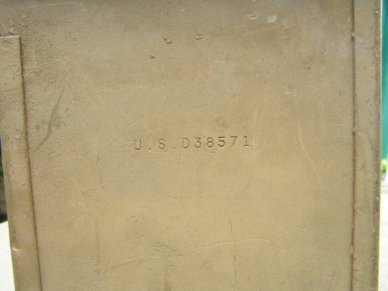 Ebay 1919A4 ammo box, truly original? UPDATED last page