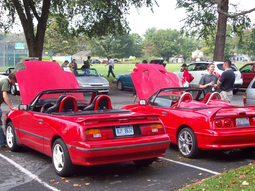 1st Annual North East Capri Gathering
