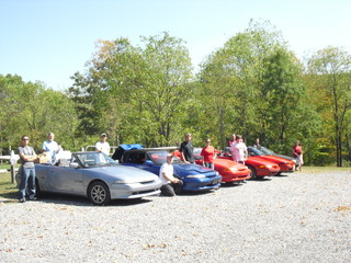2nd Annual Northeast Capri Gathering