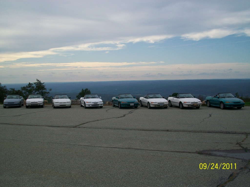 3rd Annual Northeast Capri Gathering