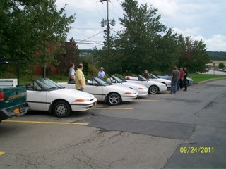 3rd Annual Northeast Capri Gathering