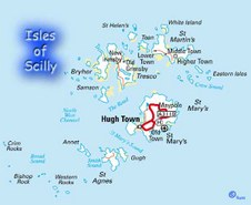 Scilly Isles 2001
