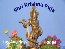 Shri Krishna Puja 2006
