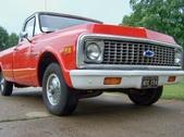 1972 Chevy C10