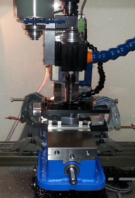 lower receiver milling machine