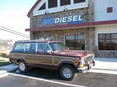 Diesel Wagoneer