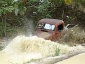 Vintage Truck Trail Ride