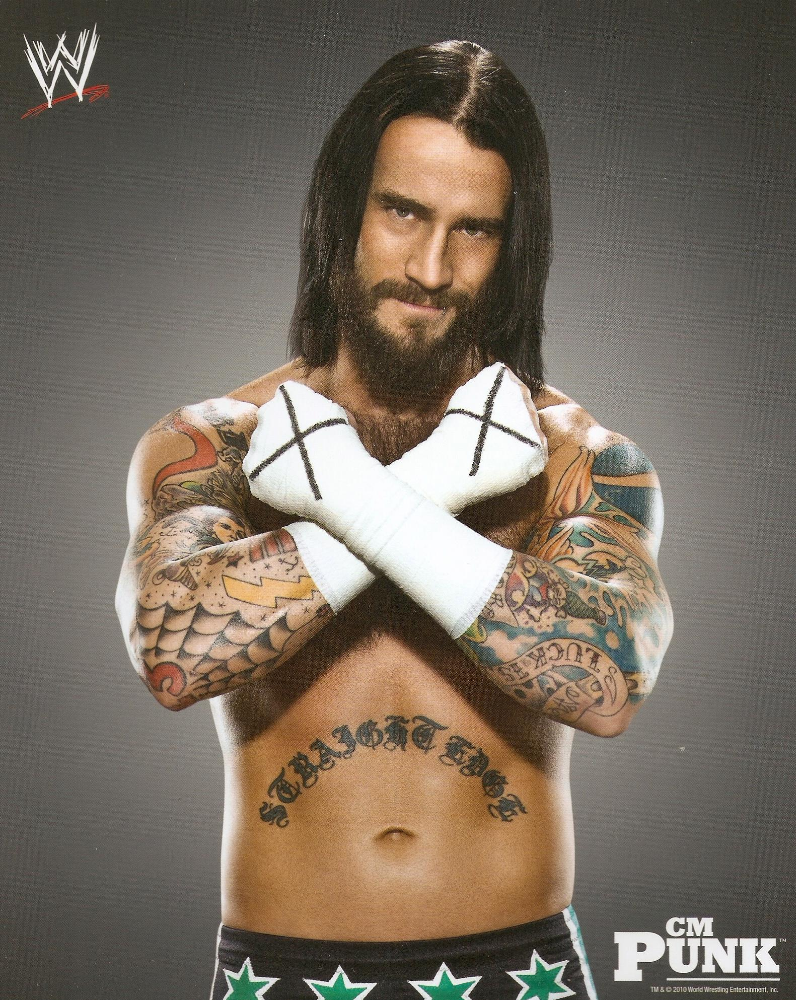 Who is cm punk really hookup