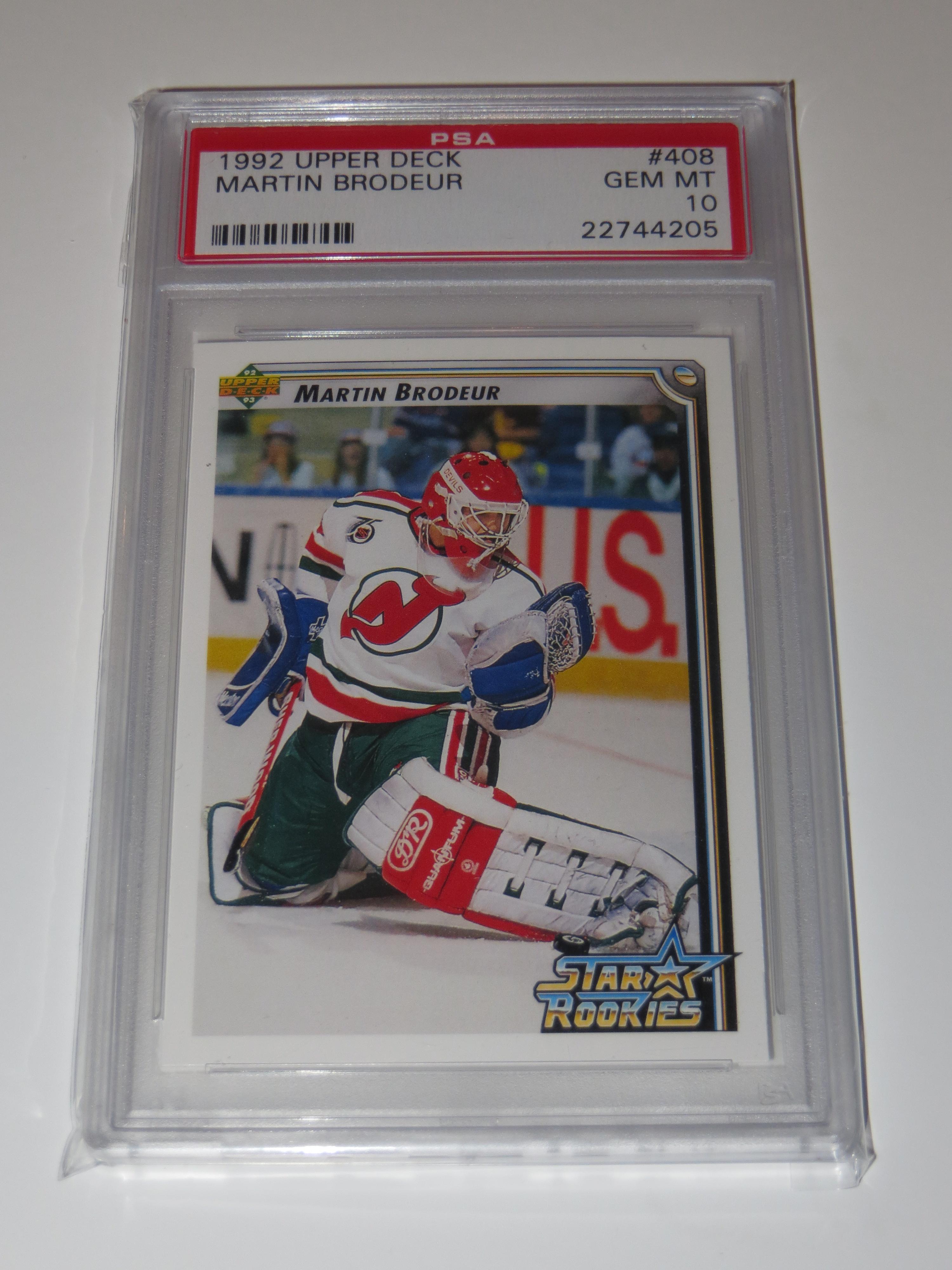 Photo 95 Of 115 Psa Graded Nhl Hockey Cards