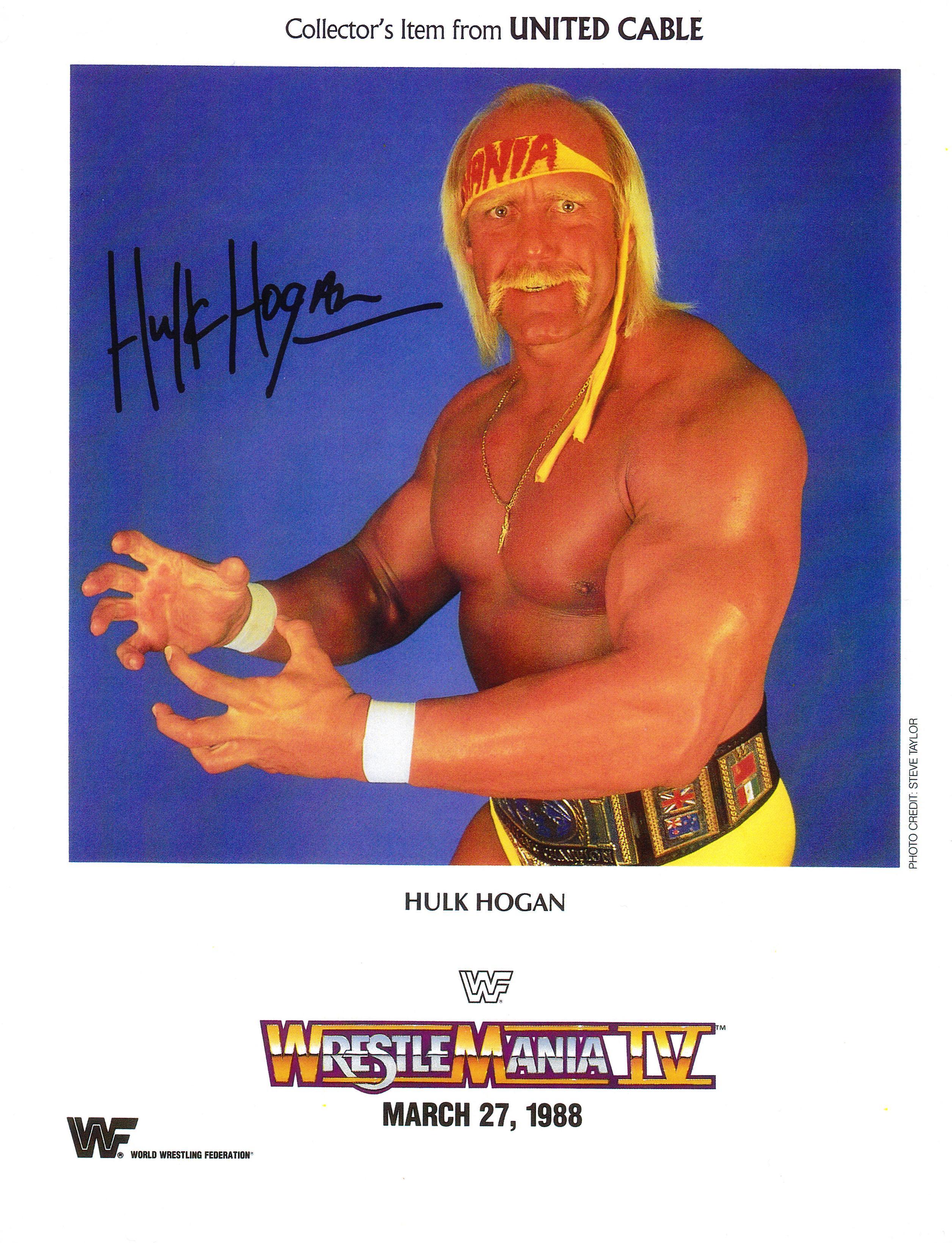 Hulk Hogan - Brooke Hogan's Father - TheRichest