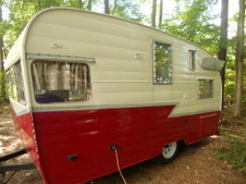 1963 Shasta Sold to Debbie of Alabama